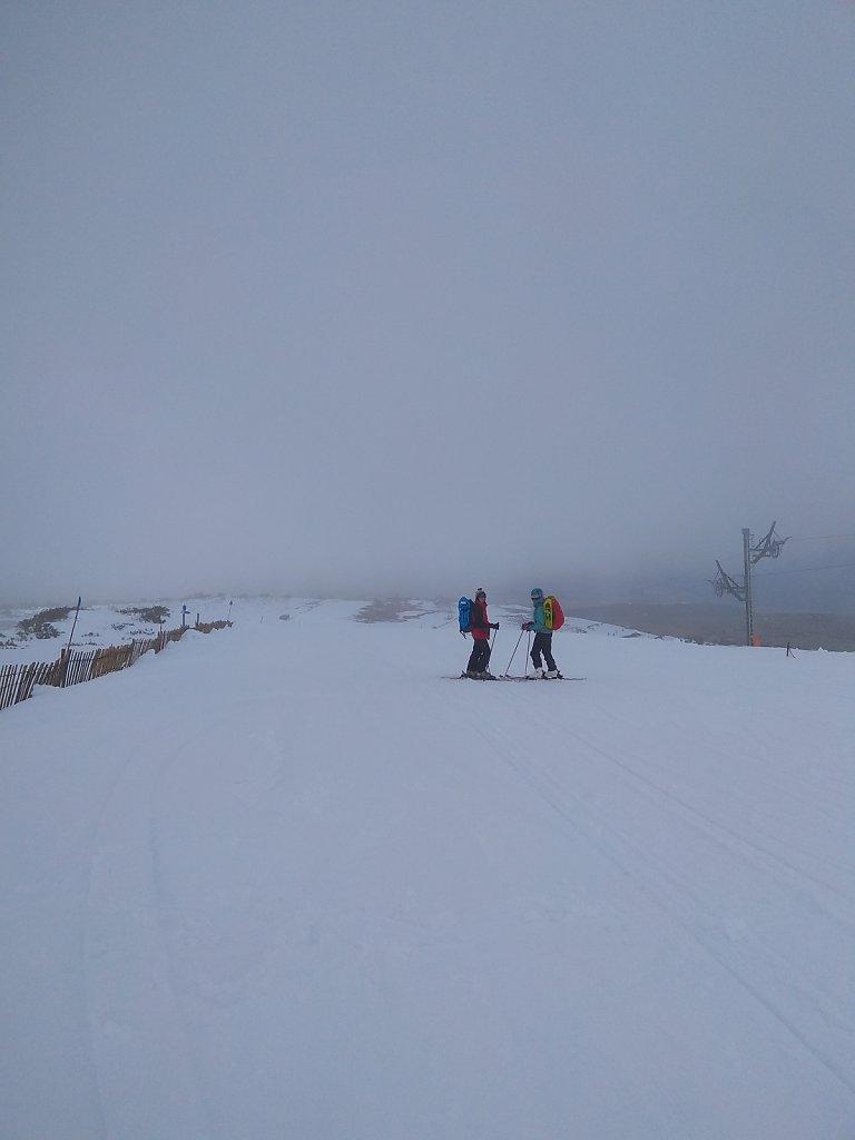 Esquí en Manzaneda